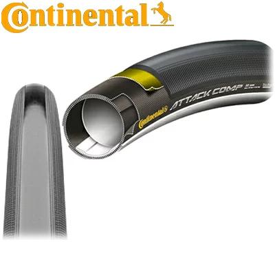 【送料無料】 Continental(コンチネンタル)Attack Comp チューブラー 28