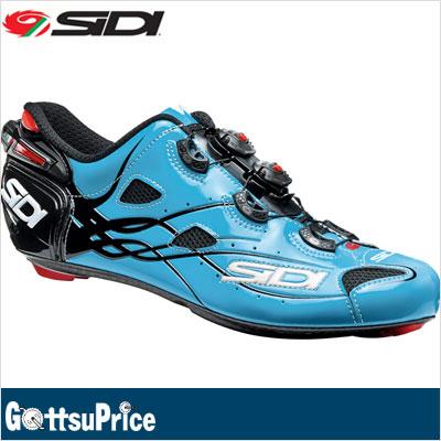 【送料無料】SIDI シディ SHOT/ショット 新型最上位モデル サイクルシューズ ブルースカイ/ブラック