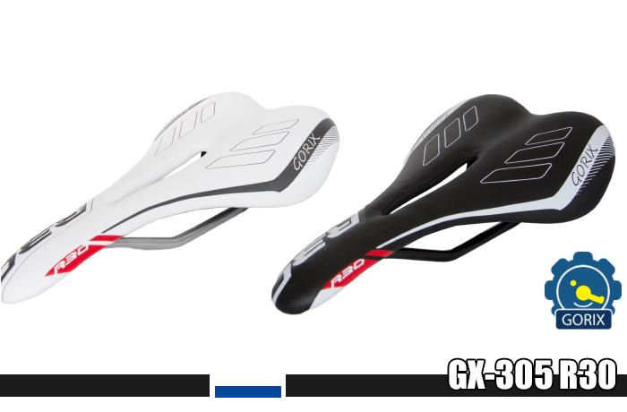 【あす楽】GORIX ゴリックス 自転車サドル エリート 穴あきサドル GX-305 R30
