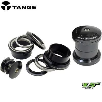 TANGE タンゲ ワンポイント ファイブ ブラック ヘッドセット HDN04000