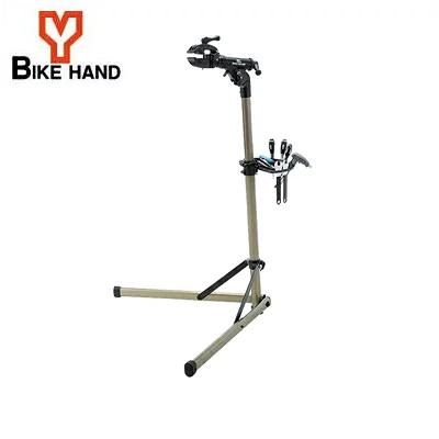 BIKE HAND バイクハンド YC-100BH 折畳み式整備スタンド ツールトレイ付