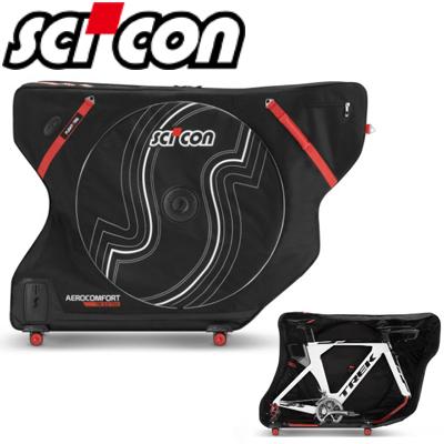 【送料無料】scicon シーコン エアロコンフォートプラス トライアスロン3.0 キャスター付き輪行バック