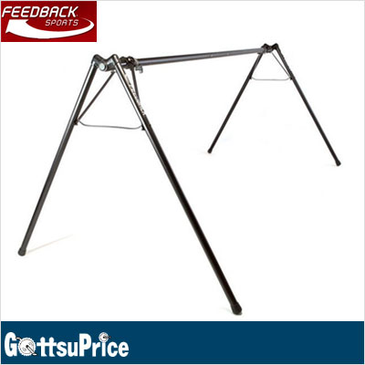 【送料無料】FEEDBACK SPORTS フィードバック スポーツ A-Frame Portable Event Stand w/Tote Bag 自転車スタンド 15276