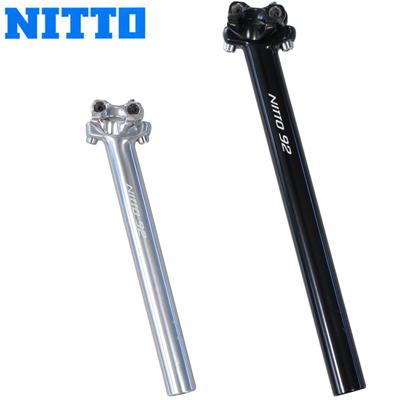 【送料無料】日東 NITTO S-92 ゼロオフセット シートポスト 27.2mm