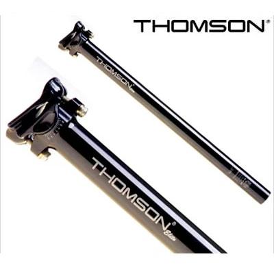 【送料無料】THOMSON トムソン Elite SEAT POST/シートポスト SETBACK ブラック(27.2mm)