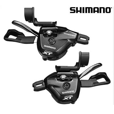 【送料無料】シマノ SHIMANO SL-M8000 (I-spec II) 左右レバーセット 2/3X11S(DEORE XT)ISLM8000IPA