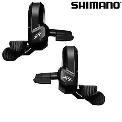 【送料無料】シマノ Deore XT Di2 SW-M8050 シフトスイッチ (左右セット) ISWM8050P