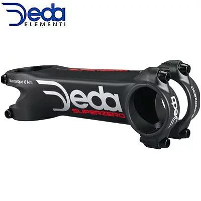 DEDA デダ スーパーゼロ シュレッドレスステム (31.7) ブラック(BM)