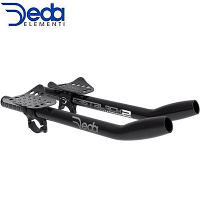 【送料無料】DEDA デダ ファストブラック2 TT用カーボンエクステンション 31.7mm
