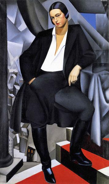 レンピッカ ド ラ サール女公爵の肖像 日本正規代理店品 プリキャンバス複製画 6号サイズ ギャラリーラップ仕上げ 予約