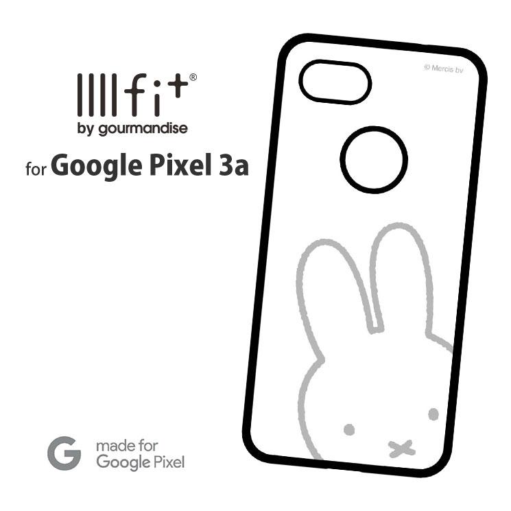 ミッフィー Iiiifit Google Pixel 3a Adaptive Case