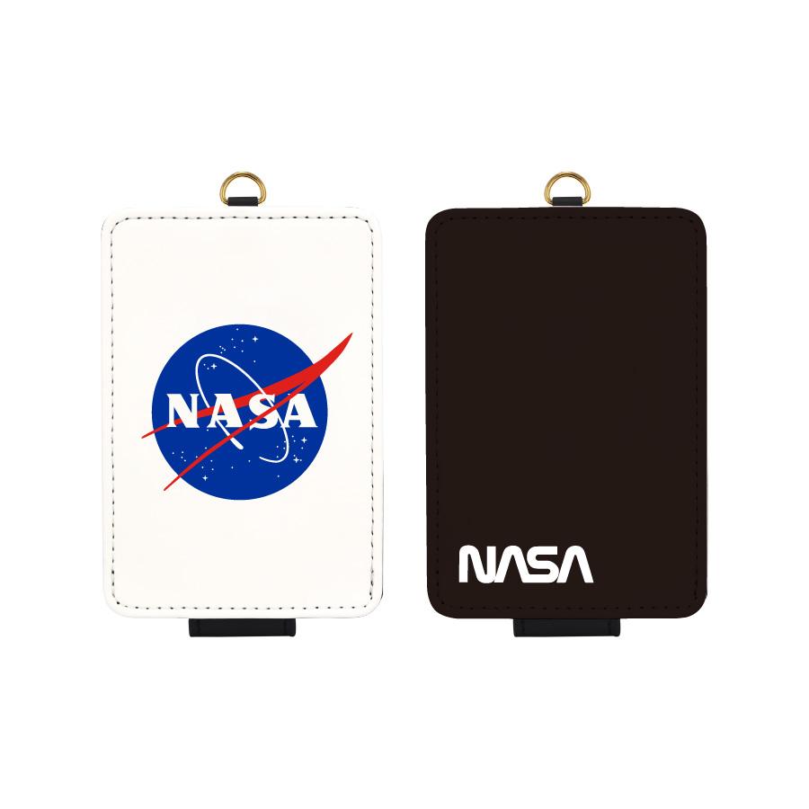 待望 NASA ICカードケース パスケース ICカードホルダー 激安格安割引情報満載