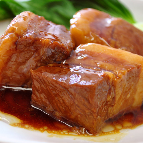 業務用『じっくり煮込んだ豚角煮』(430g×1袋) ※冷凍 【冷凍同梱OK】