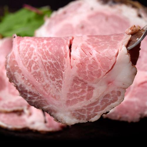ギフト 肉 イベリコ豚 の ローストポーク 500g以上 低温調理 豚肉 冷凍 同梱可能