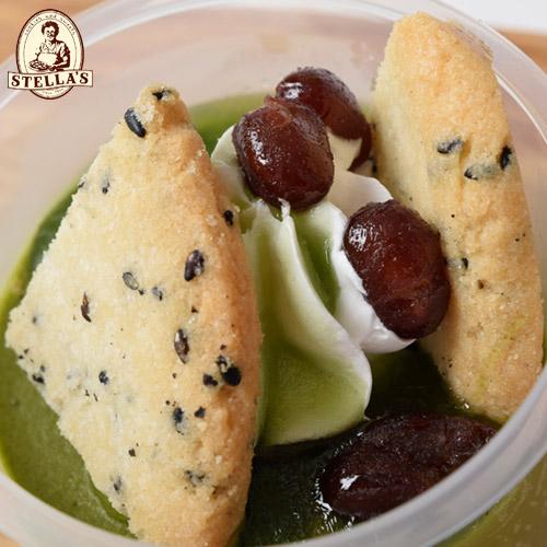 ステラおばさんのクッキー パフェアイス 4種×2個 計8個  産直 冷凍 アイス パフェ ステラ クッキーアイス