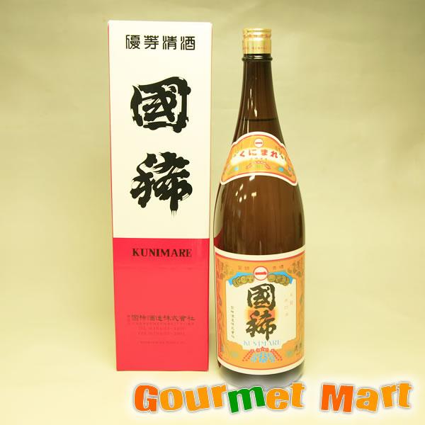 最北の蔵 国稀 5%OFF のスタンダードな日本酒です 辛さをおさえ まろやかで芳醇なスッキリしたのど越しで 飲み飽きしない旨味があります くにまれ 1800ml メイルオーダー 北海道増毛の地酒 敬老の日 ギフト 佳撰国稀