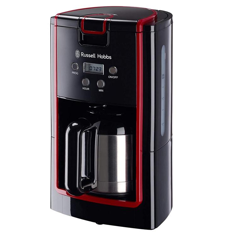 デザイアコーヒーメーカー7640JP/ラッセルホブス/Russell Hobbs/ステンレス/グルメコーヒー豆専門加藤珈琲店