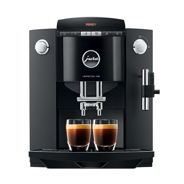[お取り寄せ商品]IMPRESSA F40 全自動コーヒーマシン(インプレッサF40)/ユーラ(jura)/グルメコーヒー豆専門加藤珈琲店