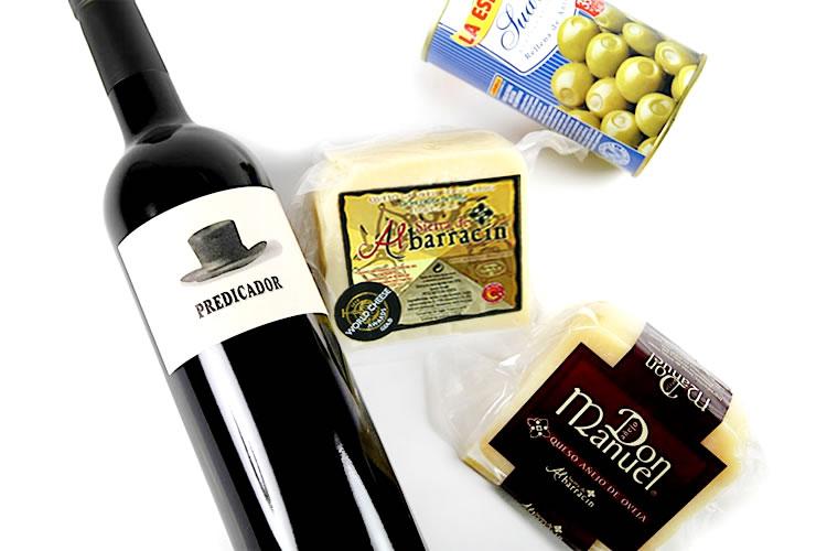 プレミアムワインと極上チーズのギフト 特選ワインと金賞受賞チーズを楽しむギフト ギフト箱付【冷蔵】