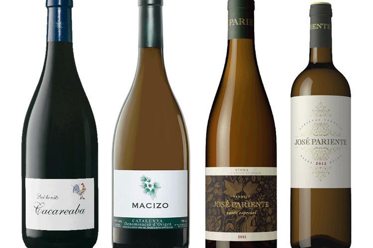 ベンハミンロメオの最強の白ワインセット 4本 カカレアバ 春の新作シューズ満載 完売 マシソ ホセパリエンテ パーティーに人気のワインセット マシス 冷蔵