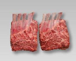 オーストラリア ラムフレンチショルダーラック骨付肩ロース(冷凍) 0.45KgX2PX10P ケース販売/表示価格は目安です。目方売り商品ですのでお支払い価格が変わりますので御了承下さい 仔羊