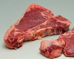 オーストラリア 仔牛 Tボンステーキ(冷凍) 約250g/X2PX約30P ケース販売/表示価格は目安です。目方売り商品ですのでお支払い価格が変わりますので御了承下さい