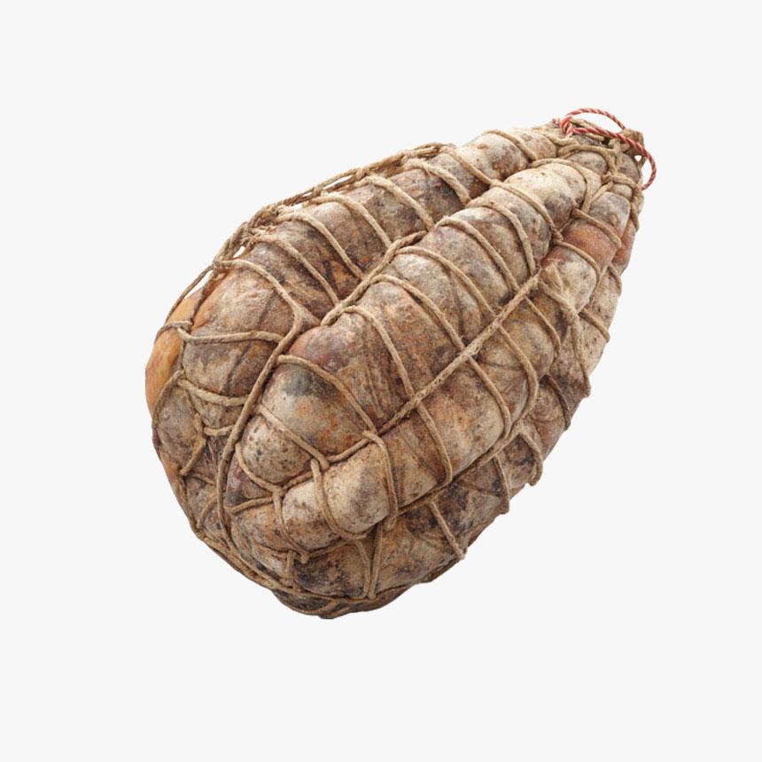 イタリア クラテッロ ディ ジベッロ IGP  約4kg (冷蔵)/生ハム原木