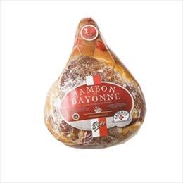 フランス産ジャンボン ド バイヨンヌ ボンレス 約7.5Kg(冷蔵)/生ハム原木/表示価格は1本あたりおよそ43875円ですが目方売り商品ですのでお支払い価格が変わります。