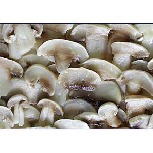 冷凍 マッシュルーム(スライス)  1kgX10P/ケース販売/キノコ/冷凍野菜/業務用
