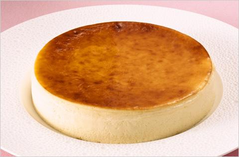 冷凍 ガトードフロマージュ 6寸 直径約18cm×高さ約3.3cm 1ケース(10ヶ入り)ケース販売 スイーツ/ケーキ