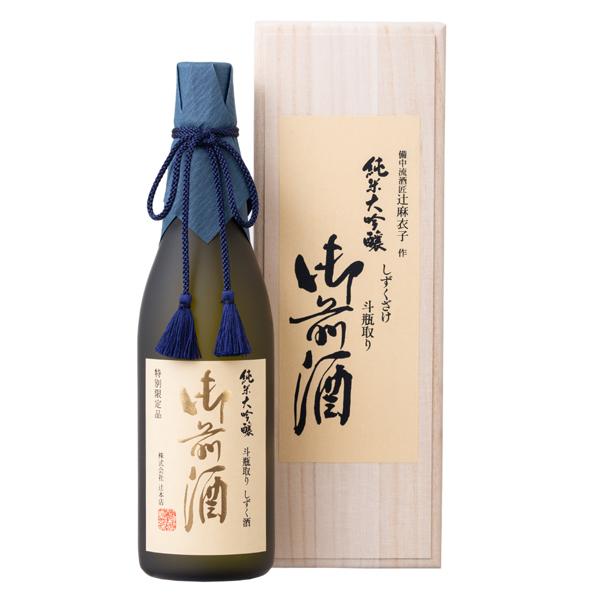 御前酒 純米大吟醸 斗瓶取り しずく酒 720ml 御前酒最高峰の酒 日本酒
