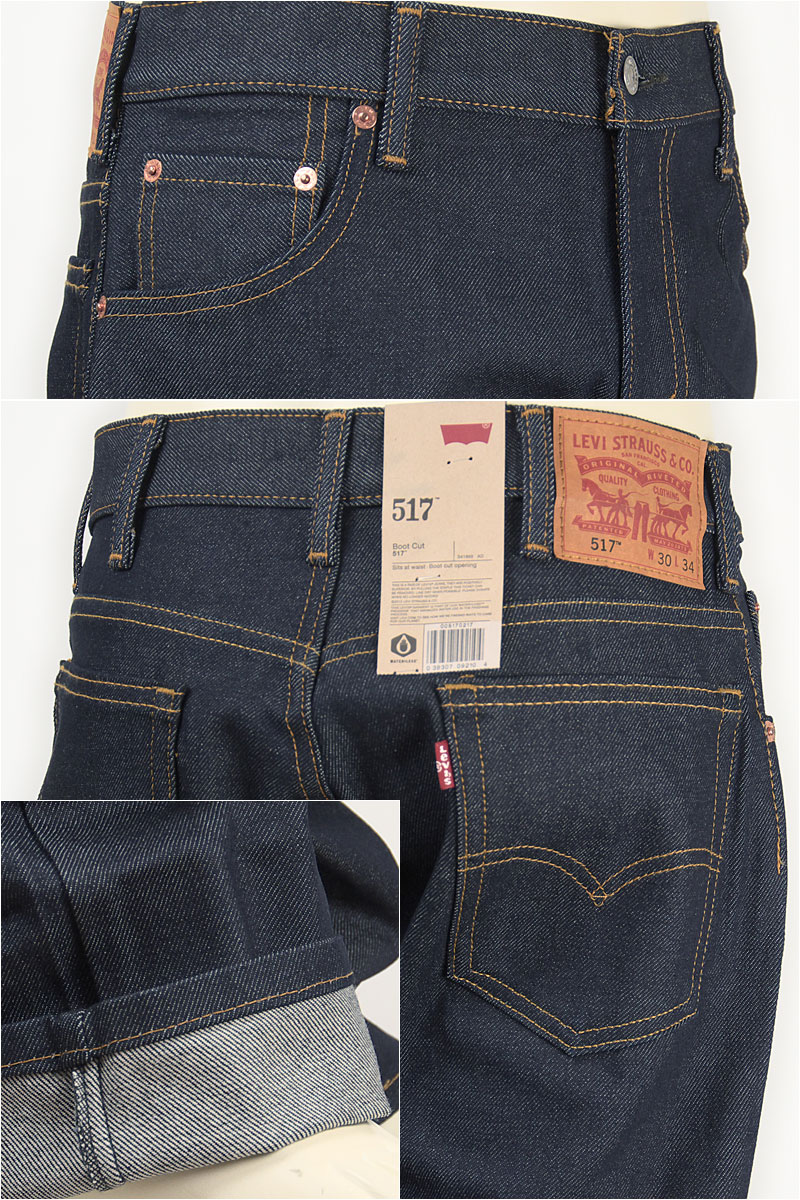 c974a615 gpa: Levi's Levis 517 boot cut USA favorably 14.75 oz. Levi's 517 ...
