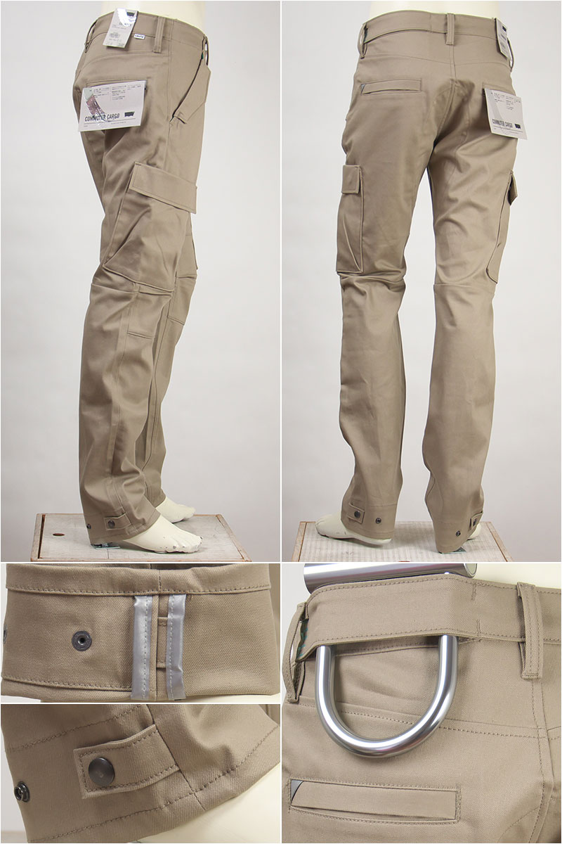 530d6bedf7a ... Levi's Levis commuter cargo pant 9.8oz. ストレッチツイルパフォーマンスティンバーウルフ Levi's  COMMUTER 13,678- ...
