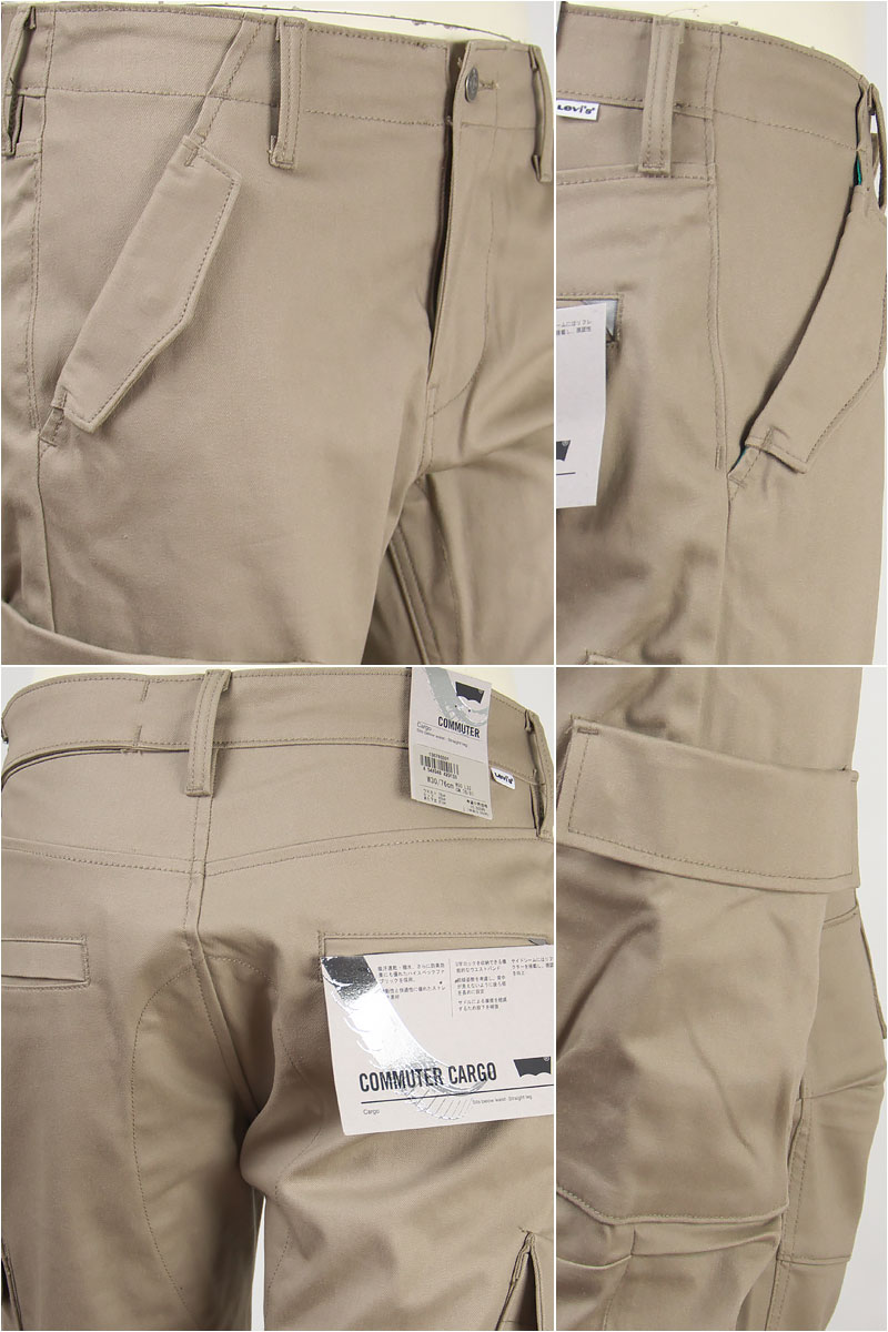 7a64c1f4d75 gpa: Levi's Levis commuter cargo pant 9.8oz. ストレッチツイル ...