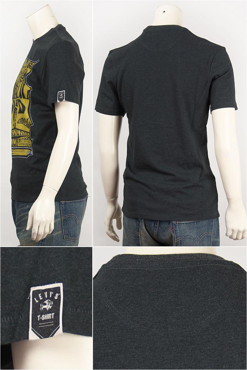0d6c4c23 ... Levi's Levis short sleeve graphic T shirt collaboration Family Dog The  Grateful Dead Levi's Red Tab ...