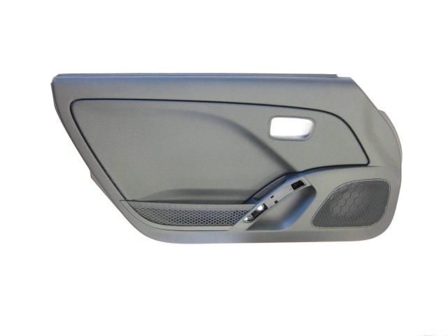 フロントドア トリムボード左 本皮ブラック仕様 コペン L880K 67620-B2630-C0 ダイハツ純正部品