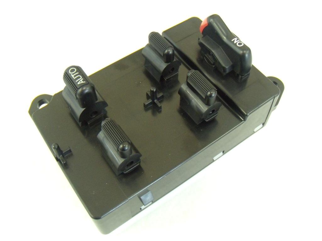 運転席パワーウインドウスイッチ ライフ JB1・JB2 35750-S2K-023 ホンダ純正部品