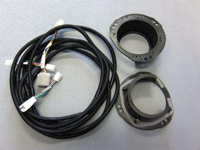 リアスピーカー取り付けキット R2 RC1 スバル純正部品 H6347KG500 送料無料限定セール中 超人気 専門店