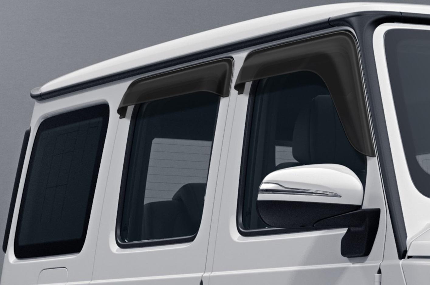 新型Gクラス G550 サイドバイザーセット  メルセデスベンツ純正部品