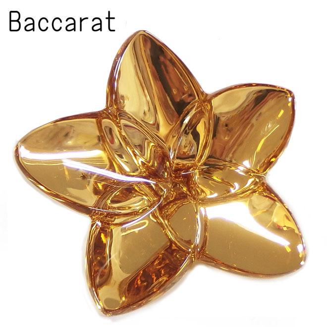 バカラ BACCARAT クリスタル フィギュア ブルーム ゴールド BLOOM GOLD #2813017 インテリア 置物 送料無料