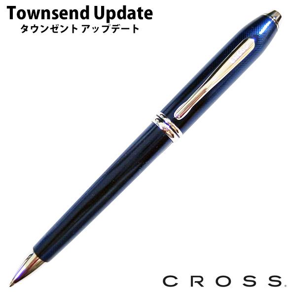 クロス CROSS タウンゼント アップデート TOWNSEND UPDATE クォーツブルーラッカー ロジウムプレートボールペン 692TW-1 【送料無料】