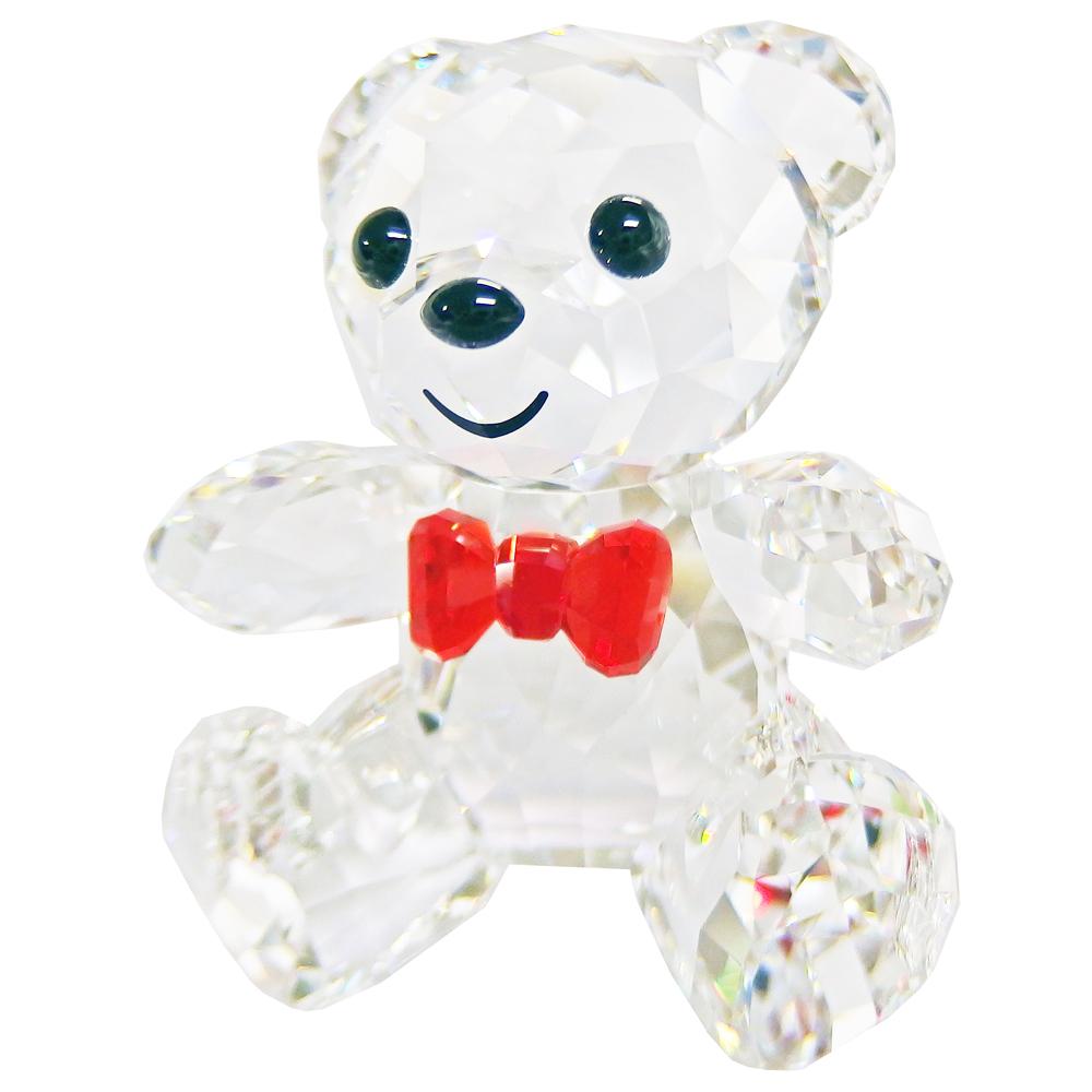 スワロフスキー SWAROVSKI クリスタル フィギュア クリスベア Kris Bears - I am big now #5301573 【送料無料】
