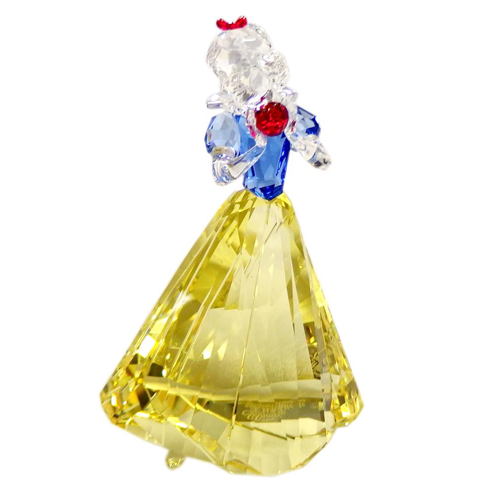 スワロフスキー SWAROVSKI クリスタル フィギュア ディズニー Disney 白雪姫 2019年度限定生産品 #5418858 インテリア 置物 送料無料