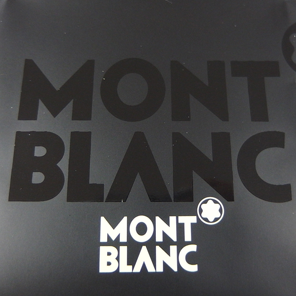 Shopping Marathon limited ★ all points five times MONTBLANC Mont Blanc shop bag