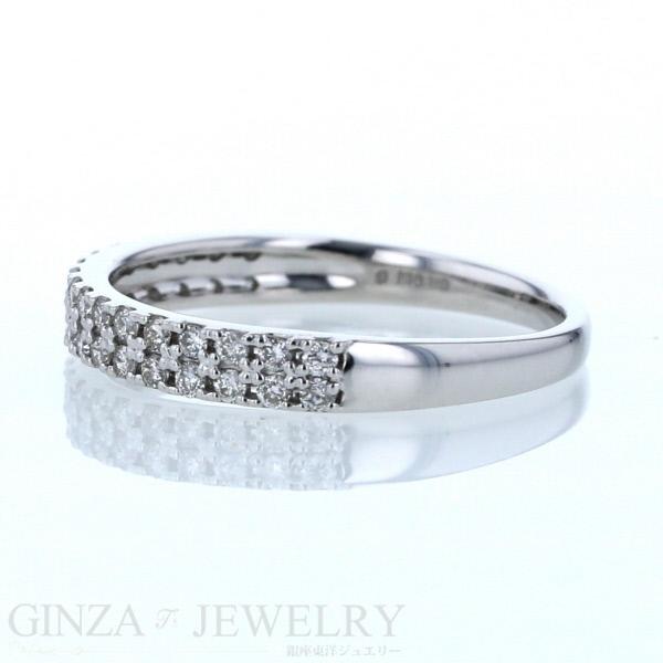 Everydaygoldrush Jewelry Shop K18wg White Gold Ring Diamond 0 30