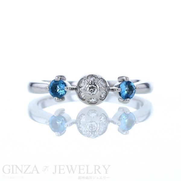 K18WG ホワイトゴールド リング ダイヤモンド ドーム型 デザイン 12号 指輪【新品仕上済】【el】【中古】【送料無料】