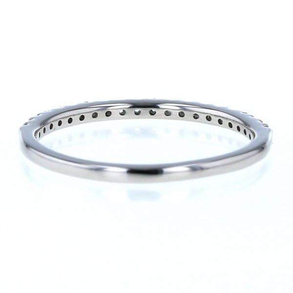 BeneBene ベーネベーネ K18WG ホワイトゴールド リング ダイヤモンド0 13ct ローズカットハーフエタニティ 指輪 9 5号 新品仕上済pa送料無料R5jLA34