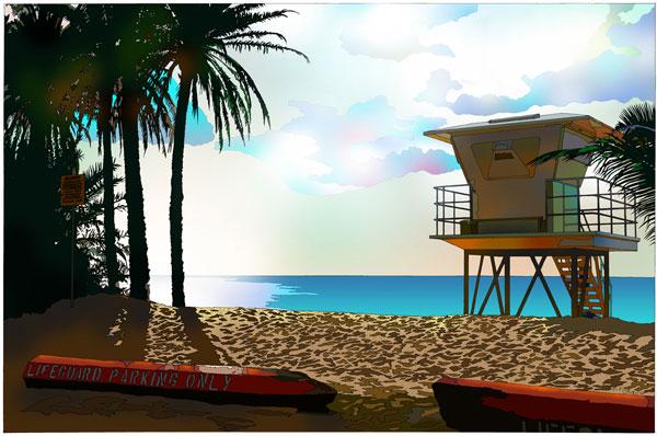 【70%OFF】 鈴木英人「サンセットビーチの光」-PASTEL 送料無料 DESTINATION- DESTINATION- 2009年 EMグラフ 額付版画作品 額付版画作品 国内 送料無料, イチカワダイモンチョウ:ad475258 --- newplan.com