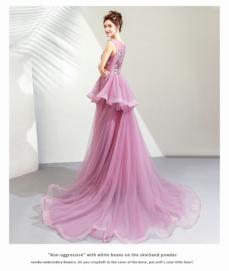 ffdb56bd1d0c7 ロングドレス 大きいサイズ 演奏会 披露宴 母親 結婚式 レディース 謝恩 ...