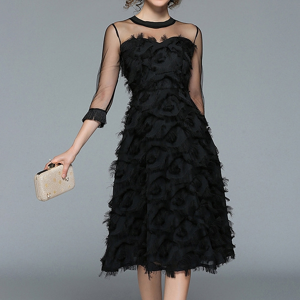 Gracefulsmile It Is Invite Concert Fashion Party Dress Second Party
